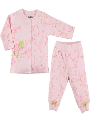 Pink - Baby Suit - Kujju