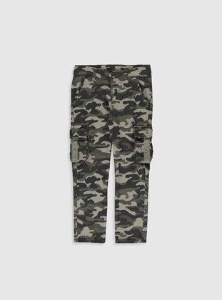 Khaki - Boys` Pants - LC WAIKIKI