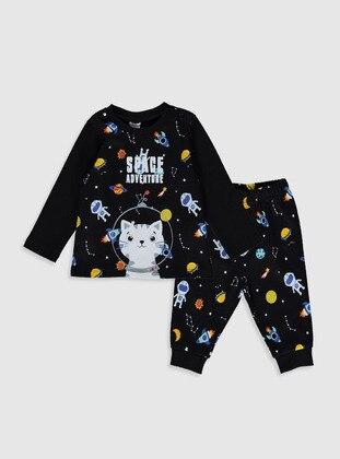 Black - Baby Pyjamas