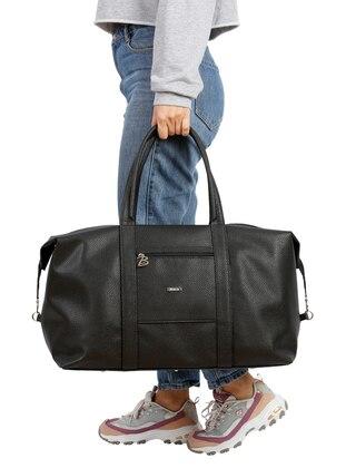 Black - Suitcase / Sports Bag - Shoulder Bags