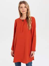Orange - Tunic