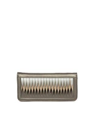 Silver tone - Wallet