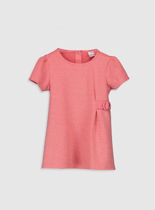 Coral - Baby Dress