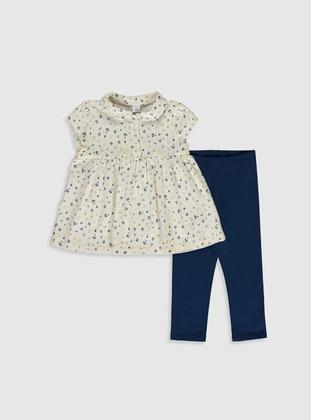 Ecru - Baby Suit