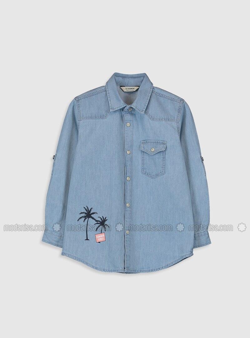 Indigo - Boys` Shirt