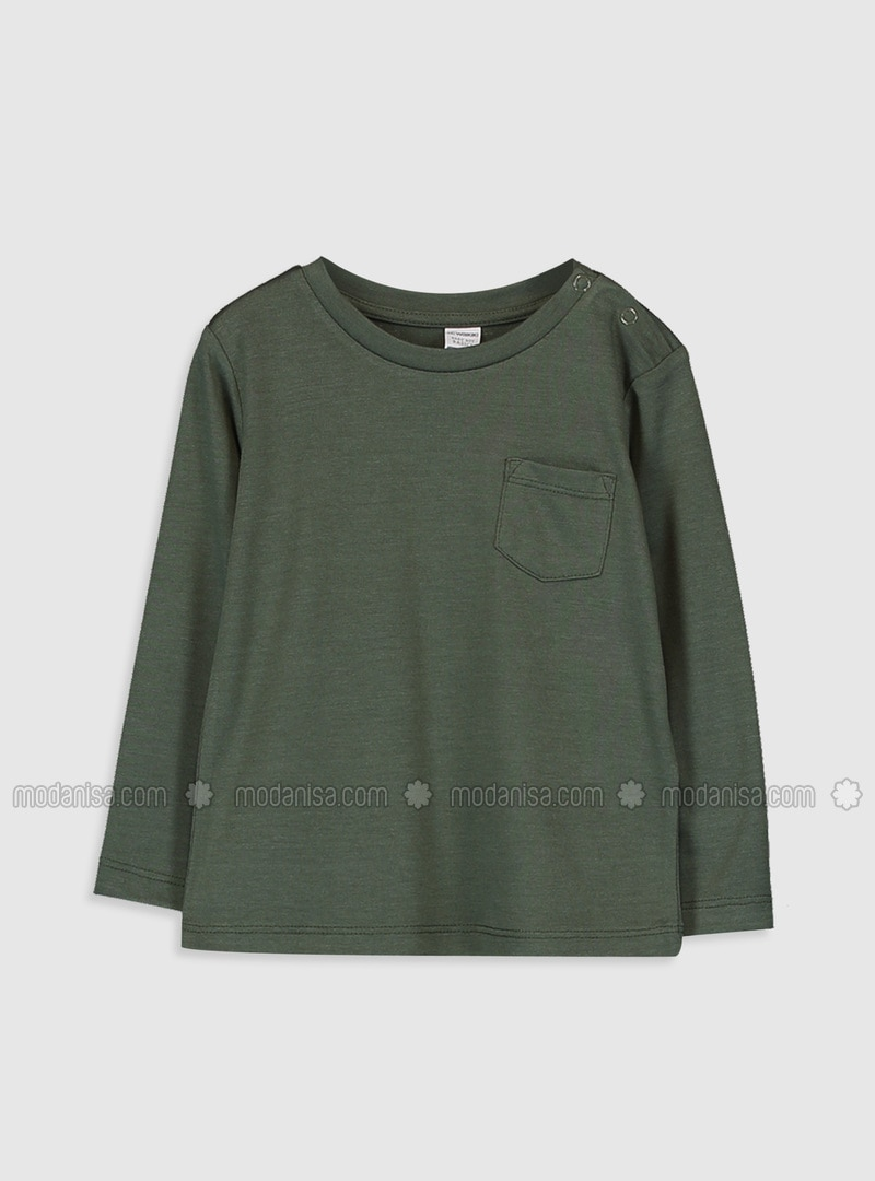 Khaki - Baby T-Shirts