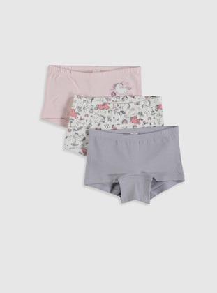 Pink - Girls` Underwear - LC WAIKIKI