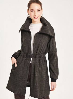 Anthracite - Unlined -  - Puffer Jackets