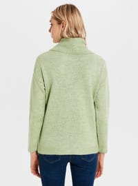 Green - Jumper