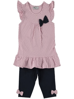 Pink - Girls` Suit - cvl