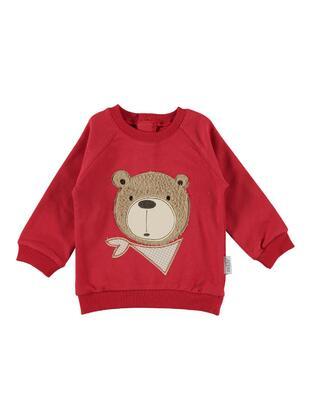 Red - Baby Sweatshirts - Kujju