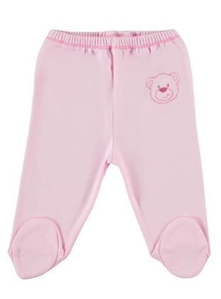 Pink - Baby Bottomwear - Kujju