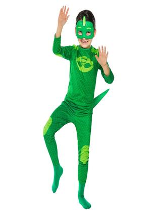 Green - Costume - Pjmasks