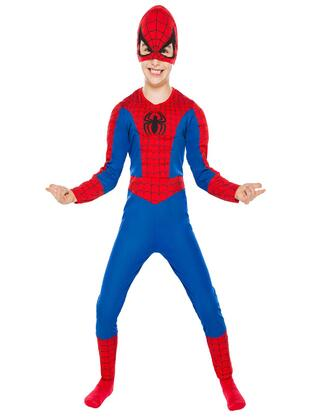 Red - Costume - SPIDERMAN