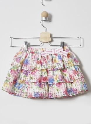 Multi - - Multi - Pink - Baby Skirt