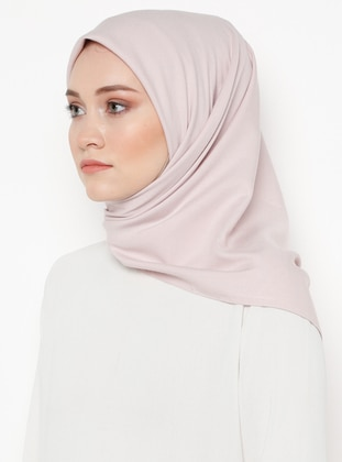 Powder - Plain - Viscose - Scarf