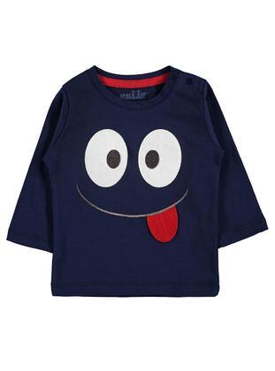 Navy Blue - Baby Sweatshirts - Kujju