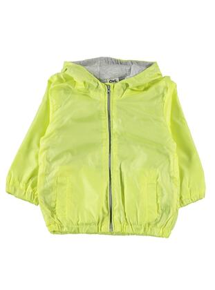 Green - Baby Raincoats -  Baby