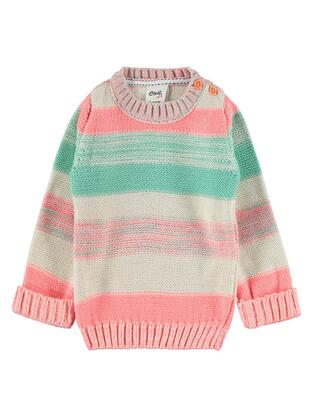 Salmon - Baby Jumpers -  Baby