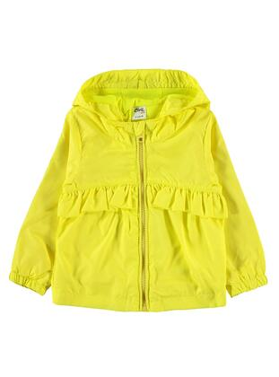 Yellow - Baby Raincoats -  Baby