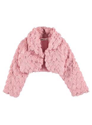 Pink - Girls` Bolero -  Girls