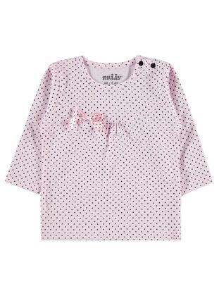 Pink - Baby Sweatshirts - Kujju