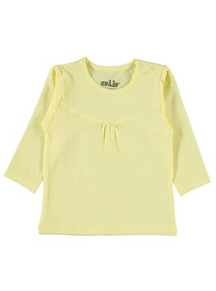 Yellow - Baby Sweatshirts - Kujju