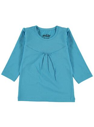 Turquoise - Baby Sweatshirts - Kujju