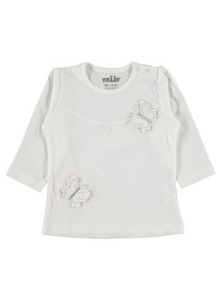 Ecru - Baby Sweatshirts - Kujju