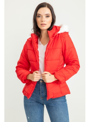 Red - Puffer Jackets