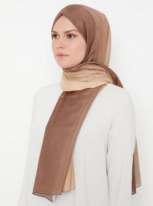 Brown - Shawl