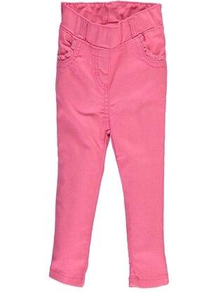 Fuchsia - Baby Pants -  Baby