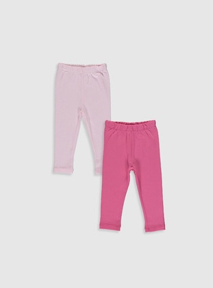 Pink - Baby Pants - LC WAIKIKI
