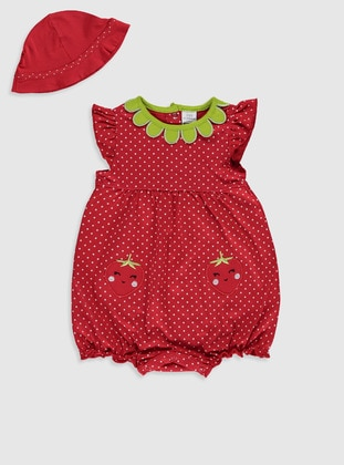 Red - Baby (For 0-2 Age) - LC WAIKIKI