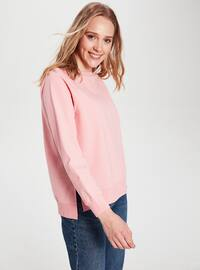 Pink - Sweat-shirt