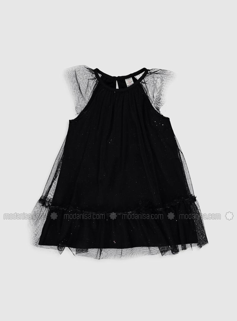 Black - Baby Dress