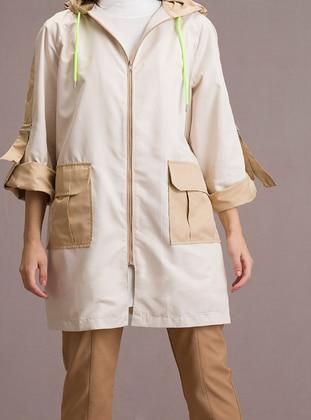 Cream - Coat