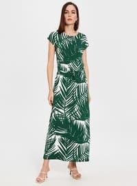 Green - Dress