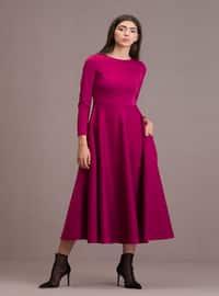 Fuchsia - Dress
