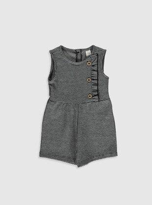 Black - Baby Shorts - LC WAIKIKI