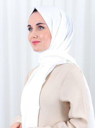 White - Shawl