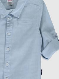 Blue - baby shirts