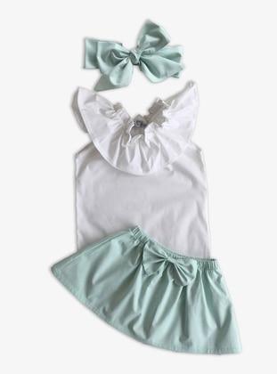 - Mint - Baby Suit