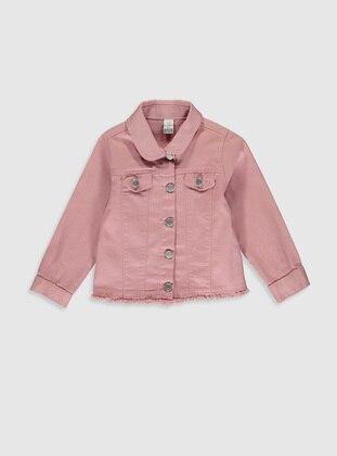 Pink - Baby Vest