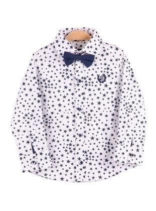 Ecru - Boys` Shirt
