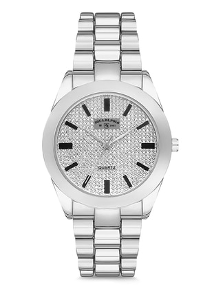 Silver tone - Watch - Aqua Di Polo 1987