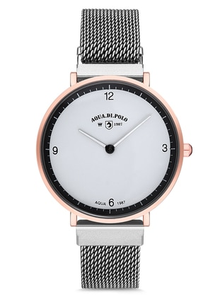 Silver tone - Rose - Watch