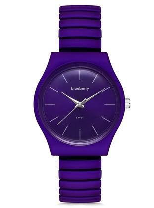 Purple - Watch - Blueberry