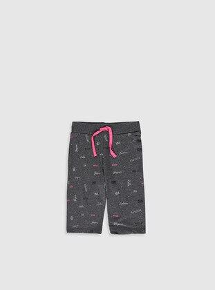 Anthracite - Girls` Shorts