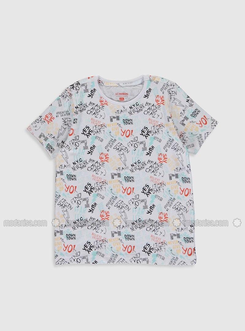 White - Boys` Pyjamas